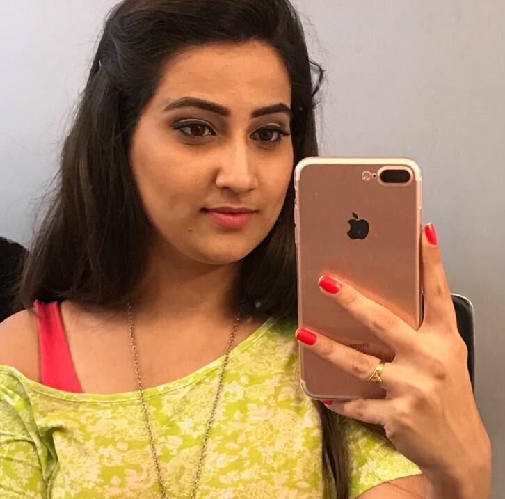 Actress Manjusha Latest HD Images