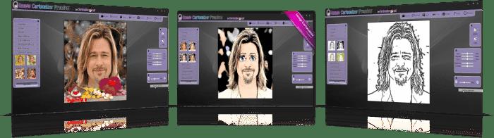 Download Image Cartoonizer Premium v2.1.1 Full version for free