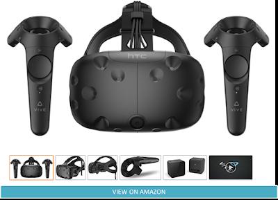 HTC VIVE Virtual Reality System Review