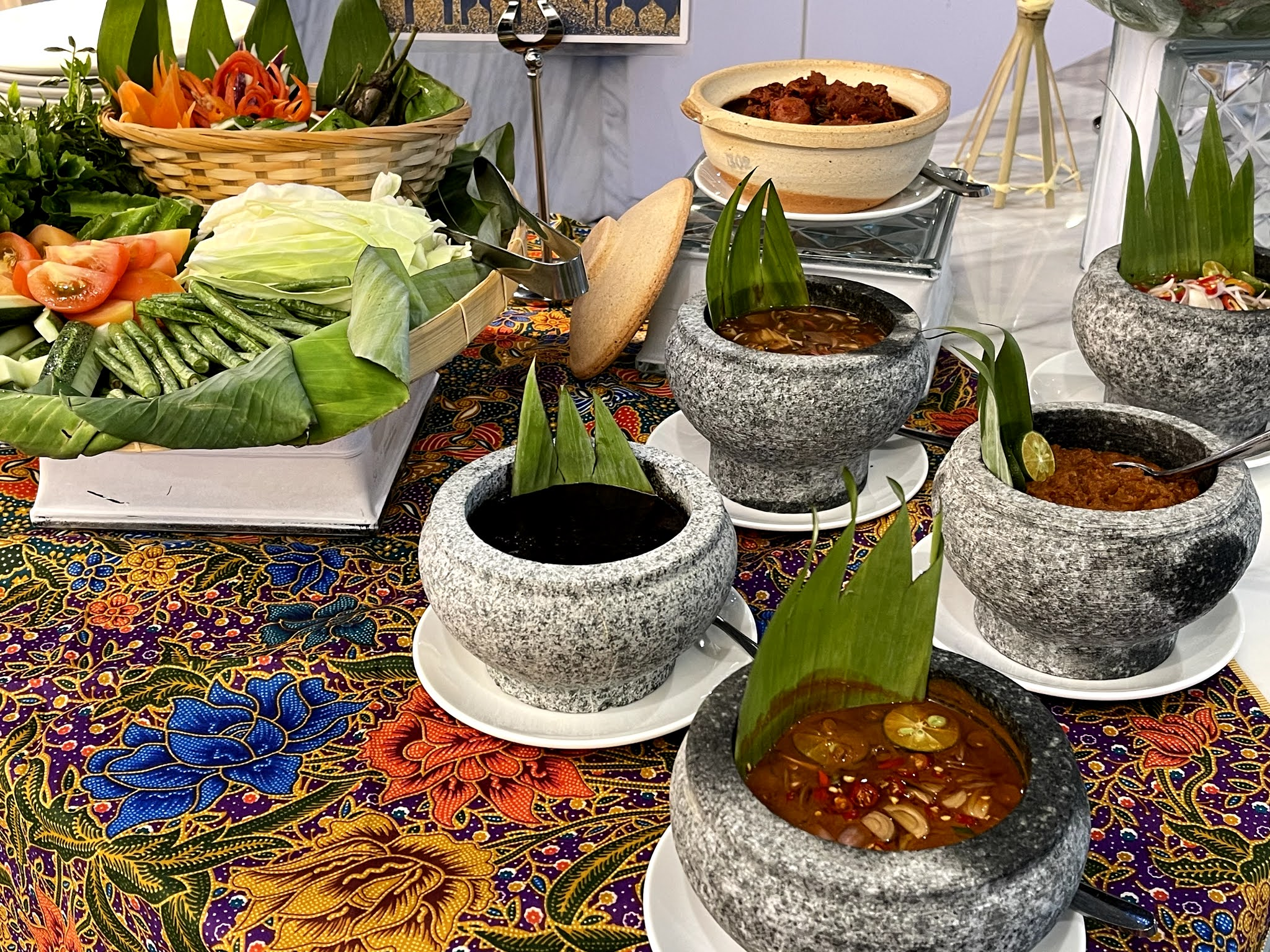 PROMOSI BUFET RAMADAN 2021 THYME OUT BY EQUATORIAL