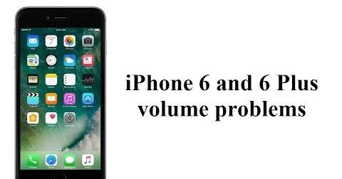 Iphone 6 Low Volume Fix