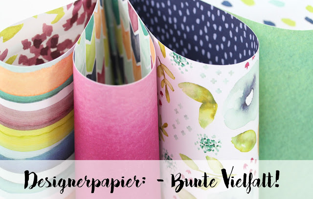Bunte Vielfalt-Stampin Up!