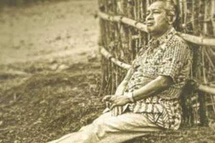 Presiden Indonesia yang Suka Blusukan Sebelum Jokowi