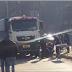 Νταλίκα παρέσυρε και τραυμάτισε δύο γυναίκες - ΦΩΤΟ