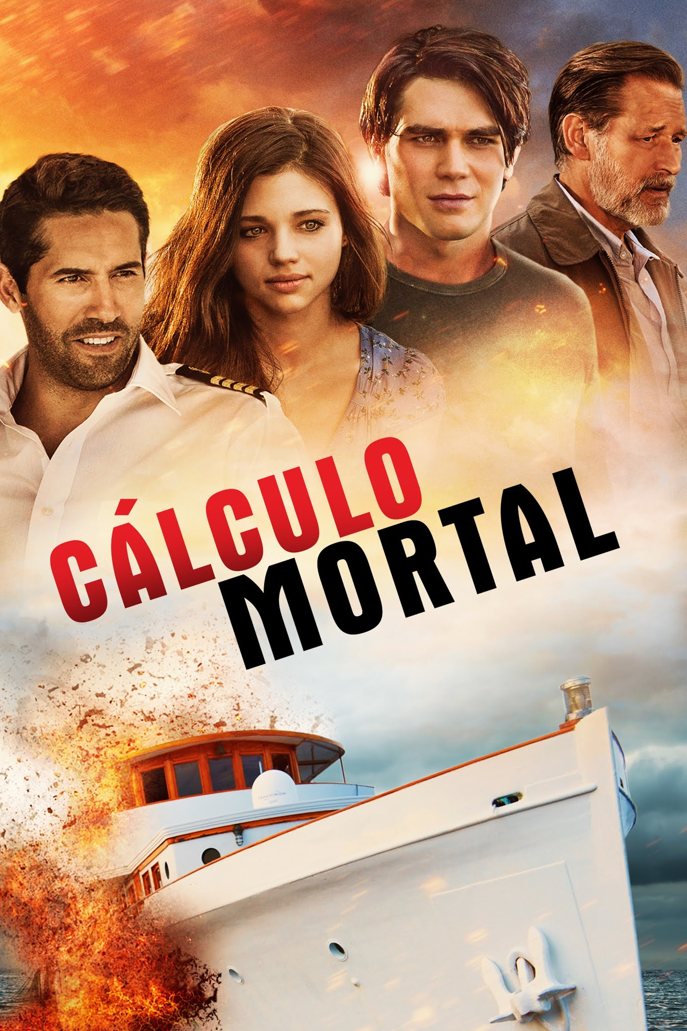 Calculo Mortal (2020) PLACEBO Full HD 1080p Latino