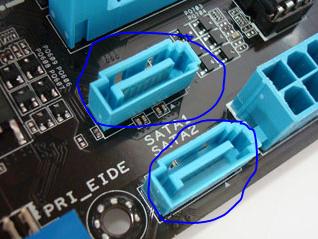 fungsi port sata pada motrherboard