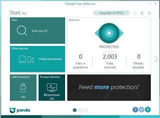 Panda anti virus free download