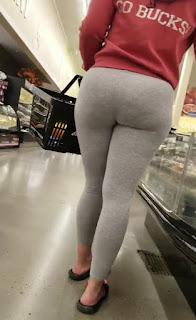 Chica cola redonda pants yoga