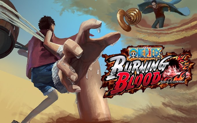 لعبة One Piece: Burning Blood قادمة فى 2016