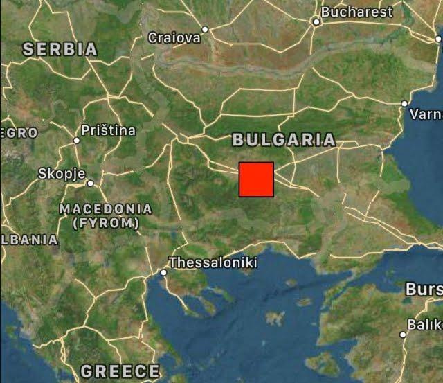"""""""Ci siamo svegliati e tremava tutto"""": Forte Terremoto Oggi in Bulgaria, vicino Asenovgrad"""