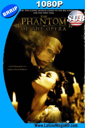 El Fantasma de la Opera (2004) Subtitulado HD 1080P ()
