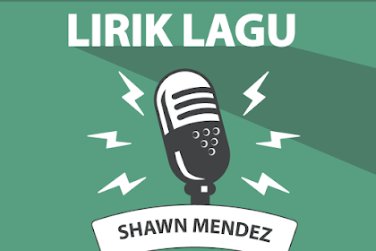 Lirik Lagu Imagination - Shawn Mendez