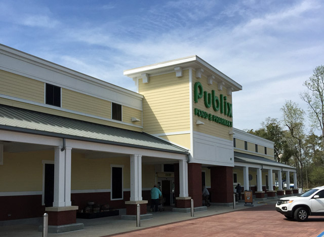 Publix, Beaufort, South Carolina, Southern Comfort Food