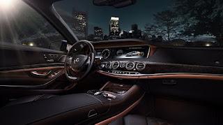 Mercedes-benz  S-Class Colors