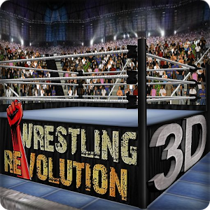 Download Wrestling Revolution 3D apk