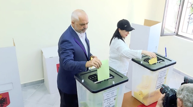 Albania votes in local elections, June 30