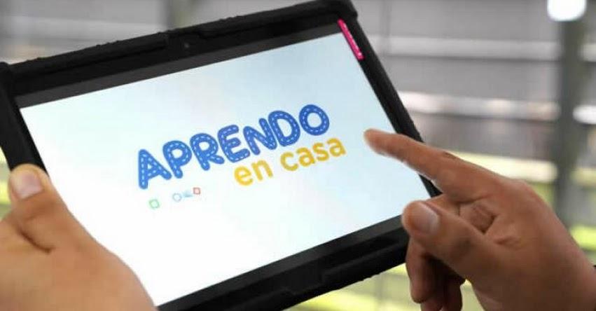 MINEDU puso al servicio de la comunidad educativa aplicativo para android «Aprendo en Casa»