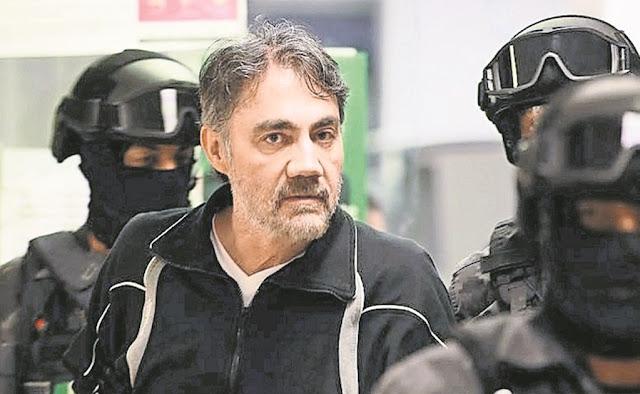 Saben que lo mataran, por asesinato de Javier Valdez quieren extraditar a México a Damaso López El Licenciado