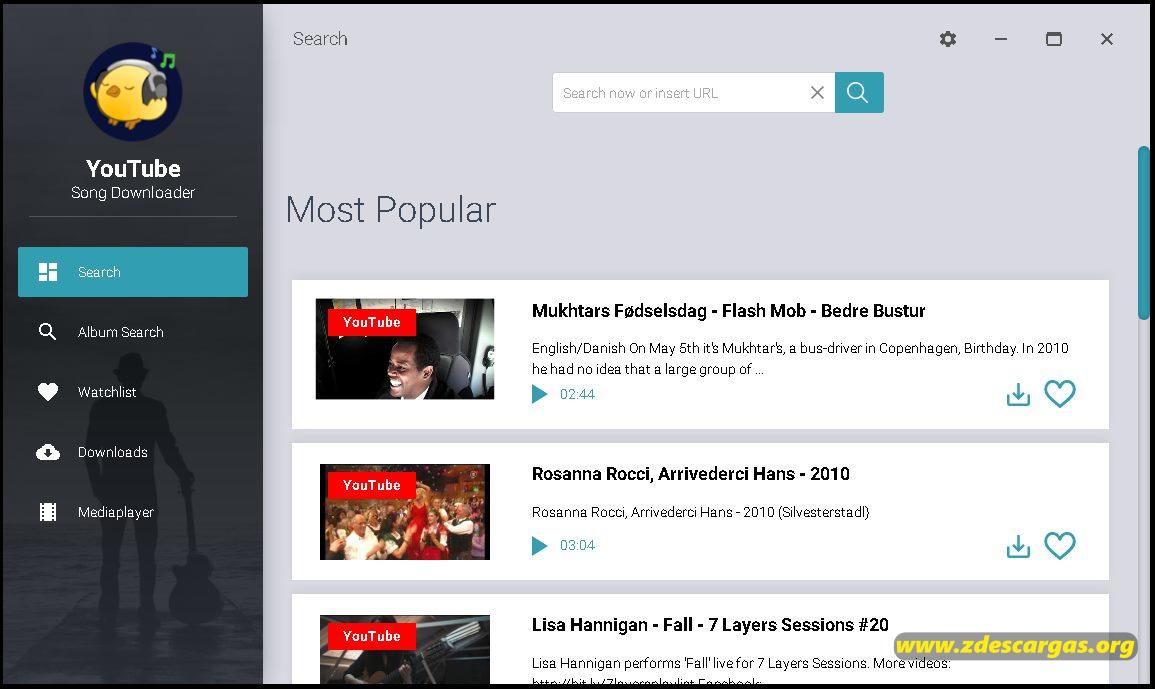 YouTube Song Downloader Plus Full