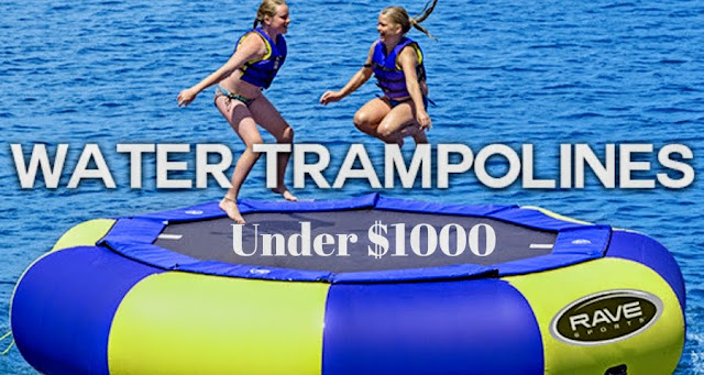 Rave Water Trampoline Amazon Review
