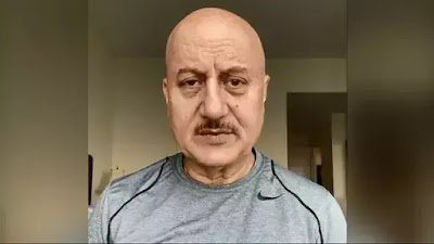 Anupam Kher suggests Namaste to greet people from prevention of Coronavirus
