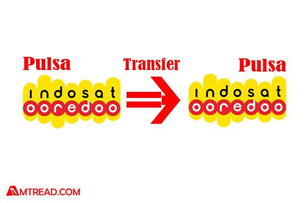 Transfer Pulsa Sesama Indosat