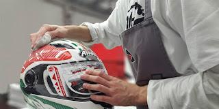 Cara Mudah Membersihkan Helm Sendiri