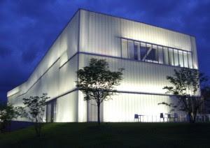 Tòa nhà Bloch của bảo tàng nghệ thuật Nelson-Atkins - Mỹ
