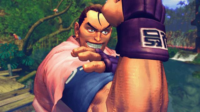 Dan Hibiki adalah karakter parodi yang dibuat Capcom di seri game Street Fighter