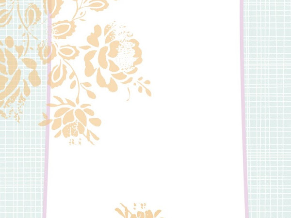 """Spring"" Policy 10. Wedding Invitation Digital Freebie Download"