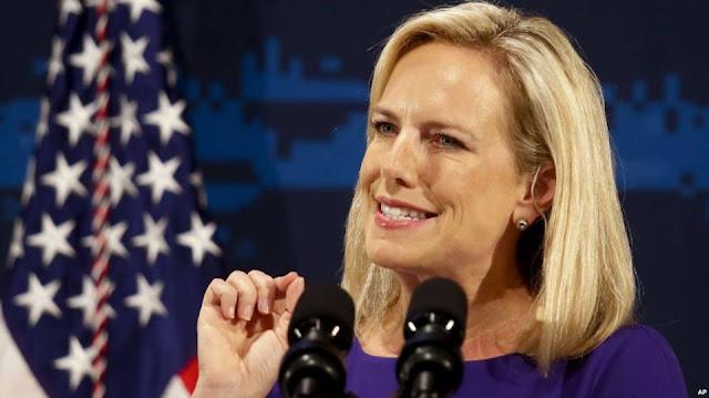 TT Trump sắp sa thải bộ trưởng An ninh Nội địa