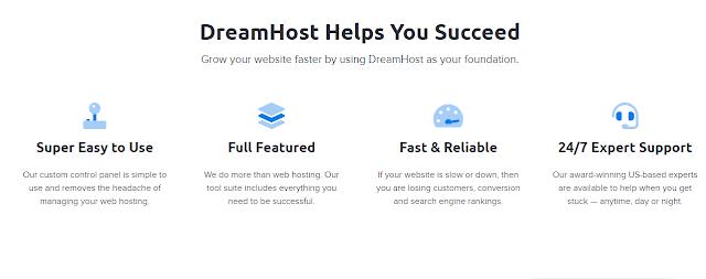 Dream host review