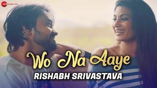 Wo Na Aaye Lyrics  Rishabh Srivastava & Neetiy Yadav