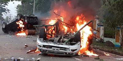 Kerusuhan di Madina