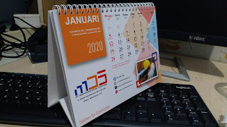 cetak kalender murah Jakarta Selatan