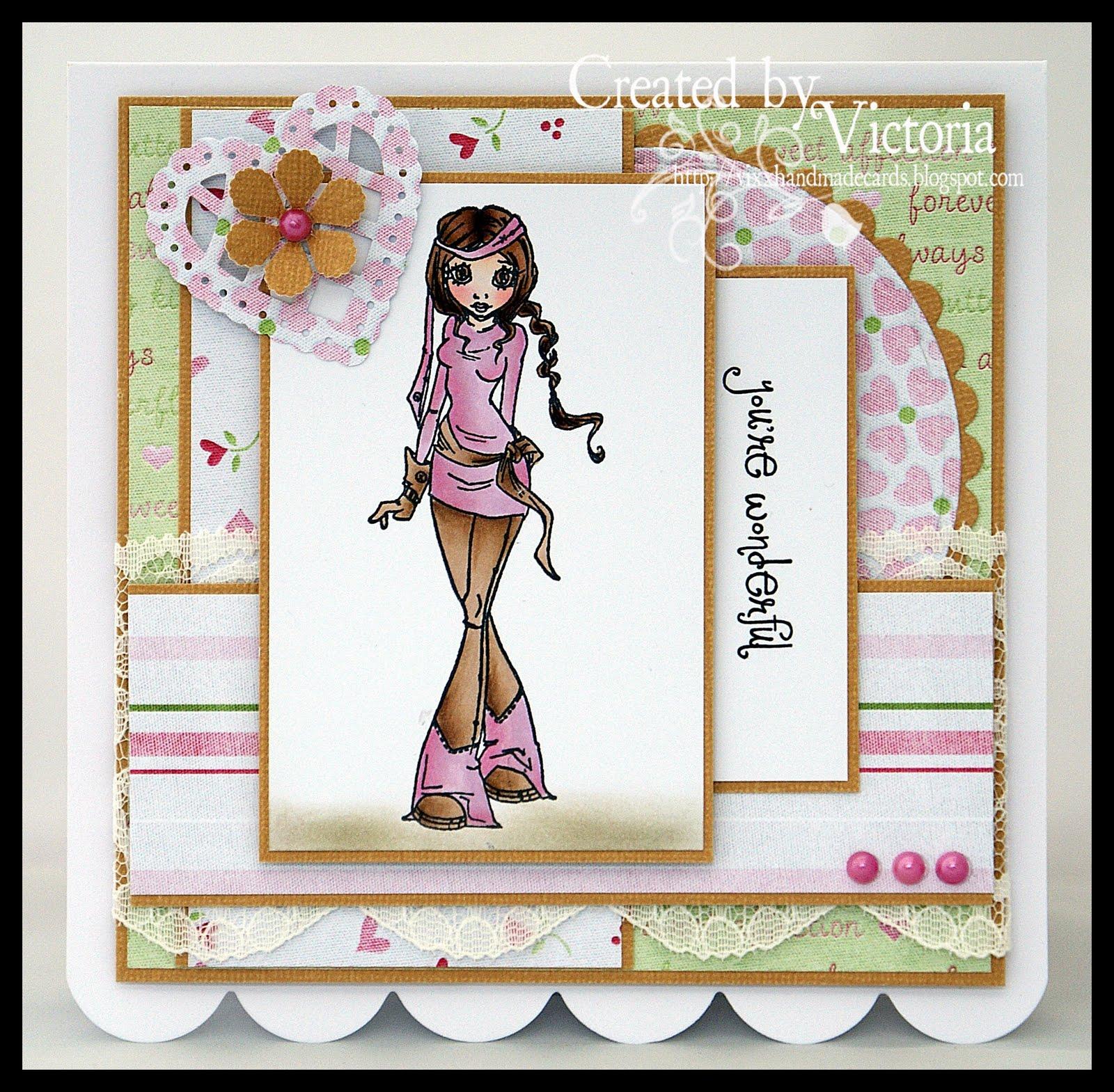 ebb74729d7e Vixx Handmade Cards  BOHO CHIC..................!