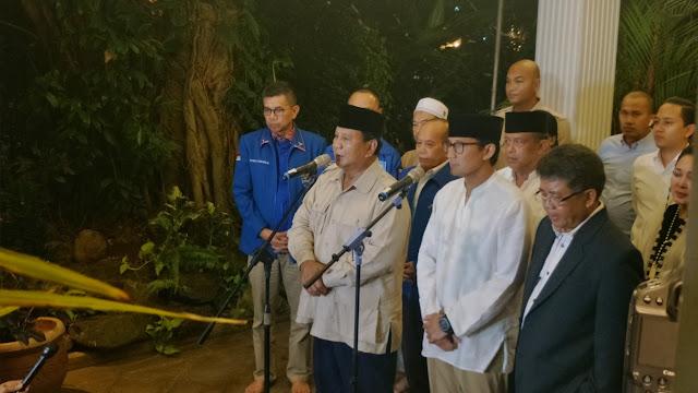 Prabowo-Sandi Diprediksi Keruk Suara <i>&#39;Silent Voters&#39;</i>