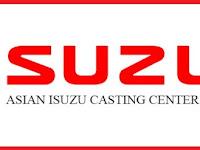 Loker PT AICC Karawang Maintenance PT Asian Isuzu Casting Center Terbaru