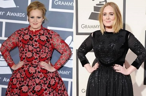 Jaiyeorie .. GIST FOR YOU: Adele was not comfortable at ...