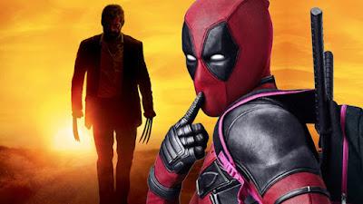Deadpool 2 in Logan