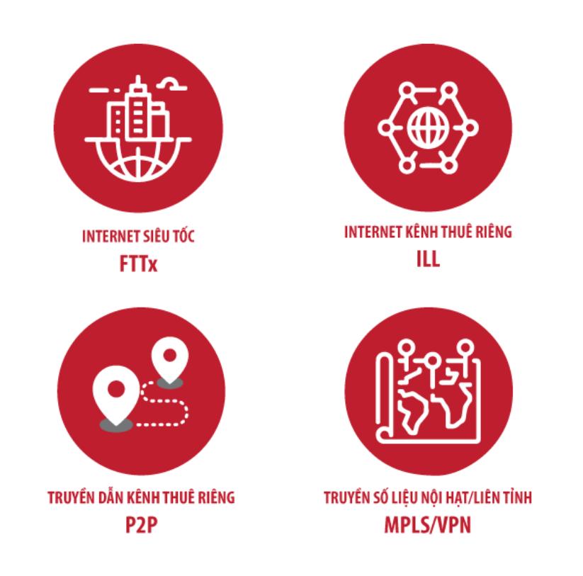Gói cước Internet tốc độ cao dành cho doanh nghiệp tại Quận Tân Bình