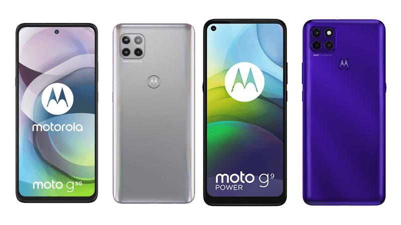 Motorola expands 5G portfolio, announces Moto G 5G! Moto G9 Power revealed too