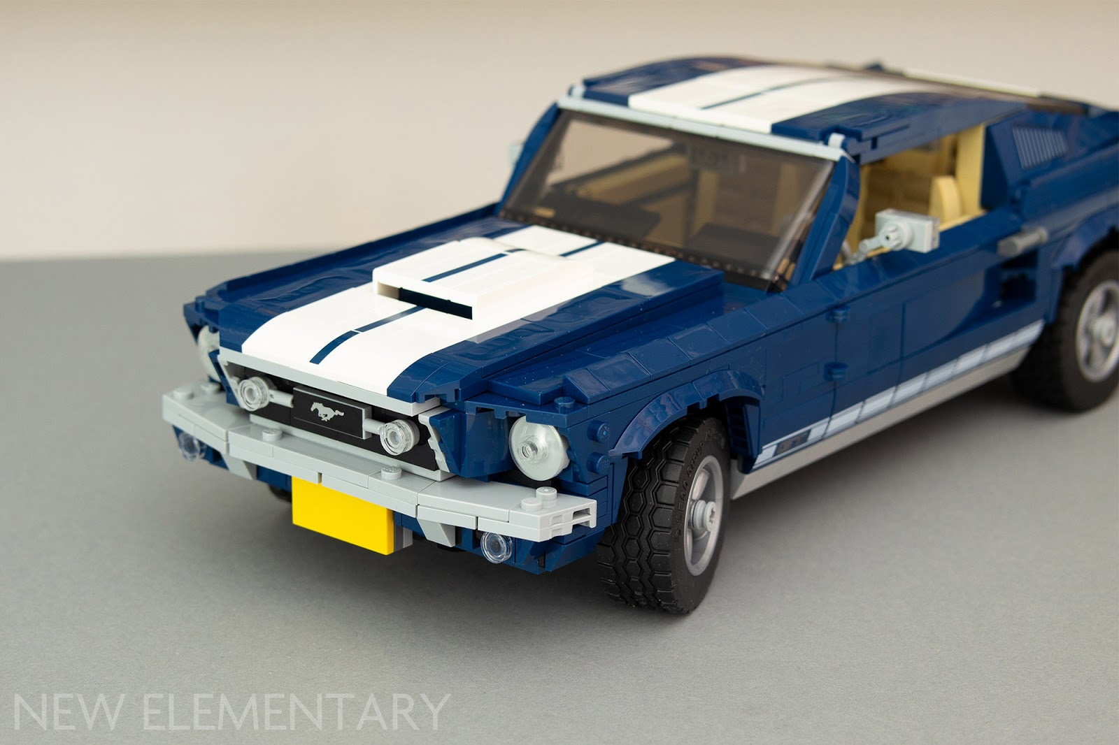 Lego Ford Mustang : lego creator review 10265 ford mustang new elementary a lego blog of parts ~ Aude.kayakingforconservation.com Haus und Dekorationen