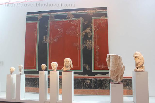 Rheinisches Landesmuseum Trier Roman Sculptures