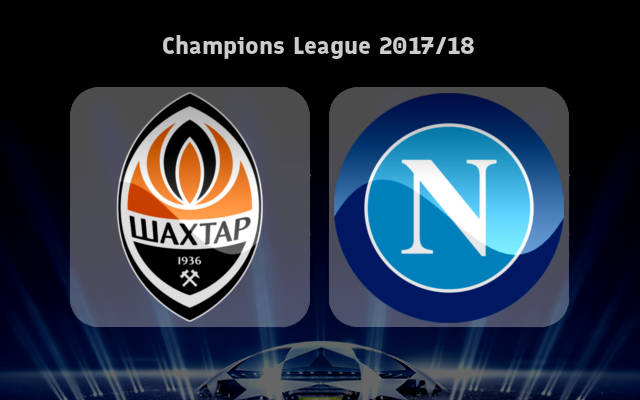 Shakhtar Donetsk vs Napoli Full Match & Highlights 13 September 2017