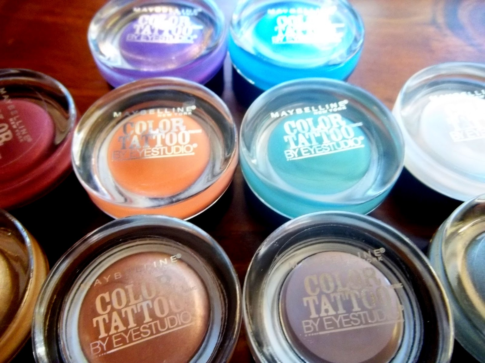 Beauty Review: Maybelline Color Tattoo 24Hr Cream Gel