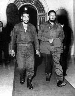 Fidel Castro en México