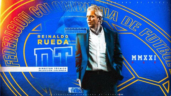 Se confirmó la llegada de Reinaldo Rueda como nuevo técnico de la Selección Colombia