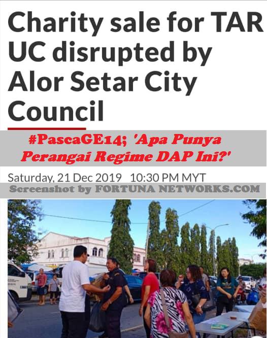 #PascaGE14 [Part4] 'Apa Punya Perangai Bangsa DAP Ini?'