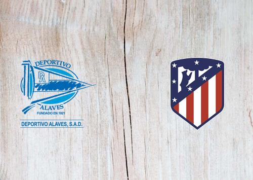 Deportivo Alavés vs Atletico Madrid -Highlights 29 October 2019